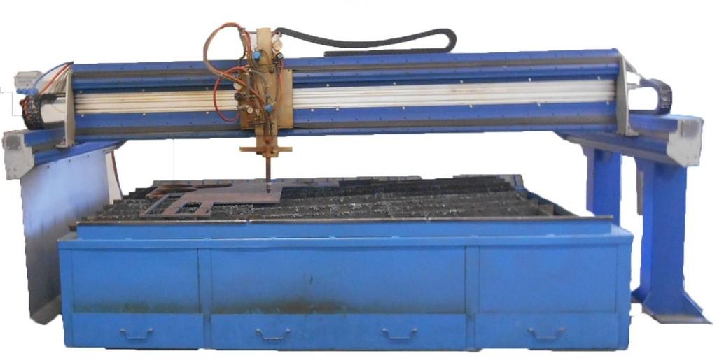 PW XYZ type CNC machine 3D coordinate track