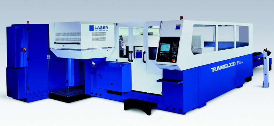 CNC lézervágás