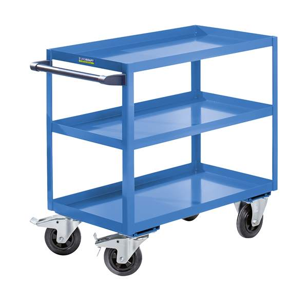 Shelf utility wagon